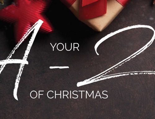 Your A-Z Guide to Christmas